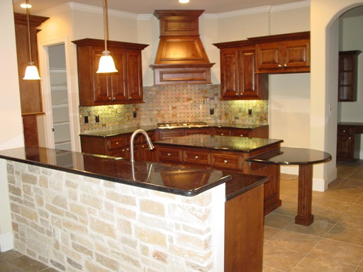 Black Galaxy Granite- Garner C.H.- Kitchen